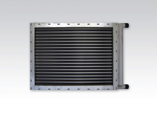 Finned Heating Coils