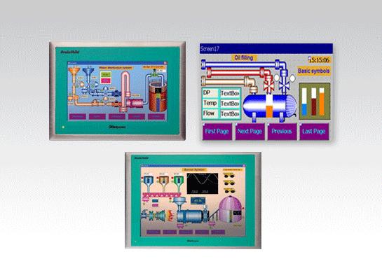 Human Machine Interfaces (HMI)