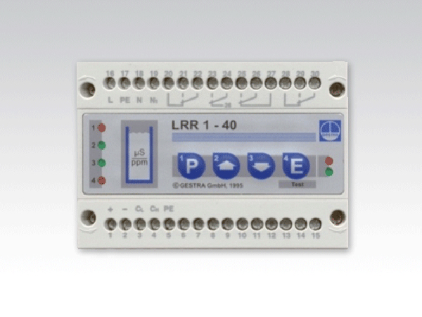 GESTRA LRR 1-40 TDS/Conductivity Controller with CANBus Communication