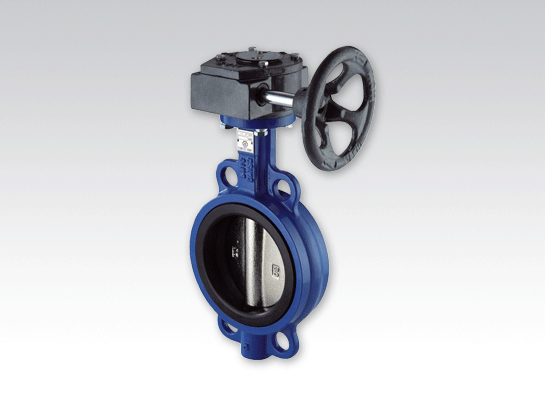 Manual Operated Butterfly Valve