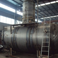 Pressurized Thermal Deaerator (Vertical Dome)