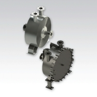 Spiral Heat Exchangers (Compact & Efficient)