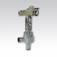 GESTRA ZK Radial Stage Nozzle Control Valve