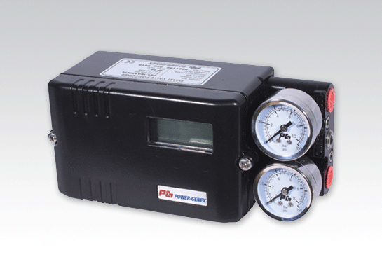 Smart Positioner with HART Communication